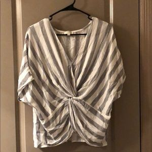 Umgee Tops - Striped Umgee Top